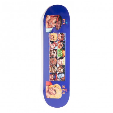 Board Huf X Street Fighter Players Select Black