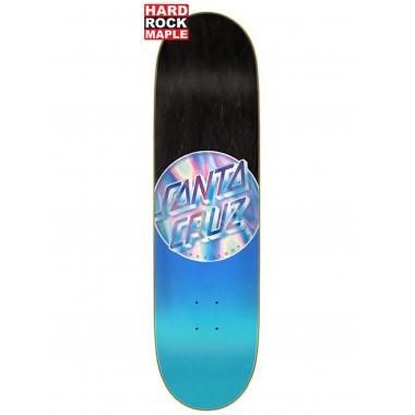 Board Santa Cruz Iridescent Dot Hard Rock