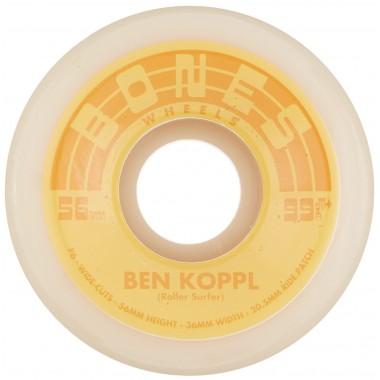 Roues Bones SPF P5 Koppl Rollersurfer 99A