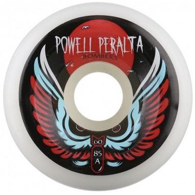 Roues Powell Peralta Bomber III White 85A