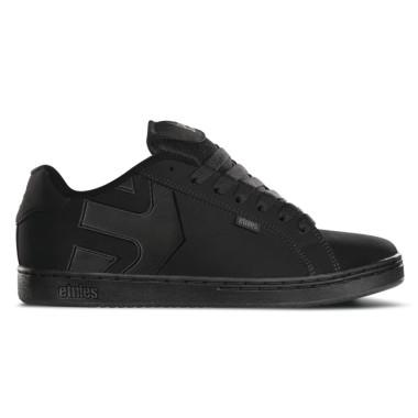 Shoes Etnies Fader Black Dirty Wash