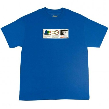 Tee Snack Visionz Blue