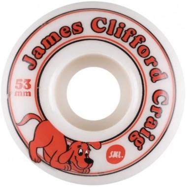 Roues SML James Craig Clifford 99A
