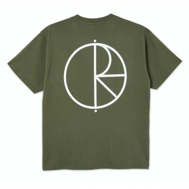 Tee Polar Stroke logo Uniform Green