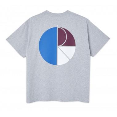 Tee Polar 3 Tone Fill Logo Sport Grey