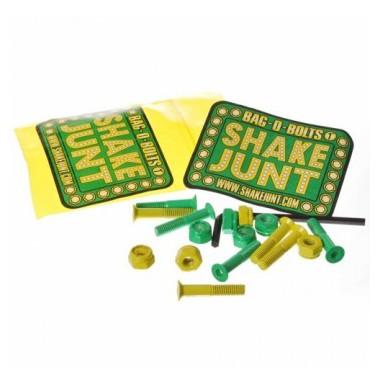 Visserie Shake Junt Allen Green Yellow