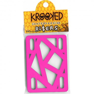 """Pads Krooked (X2) """"125"""
