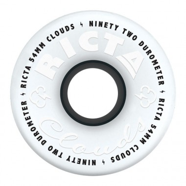 Roues Ricta Clouds Black 92A