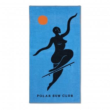Serviette Polar No Complies Forever Beach Towel Blue