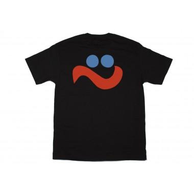Tee Studio All Smiles Black