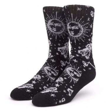 Socks Huf Zodiac Black
