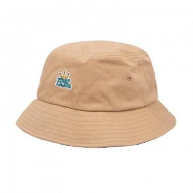 Bob Huf Cap Crown Reversible Bucket Camel