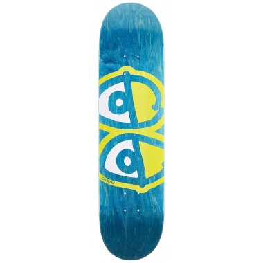 Board Krooked Team Eyes Assorted Yellow