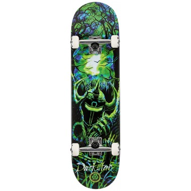 Complete Board Darkstar Woods Green Blue