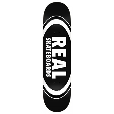 Board Real Team Classic Oval Black