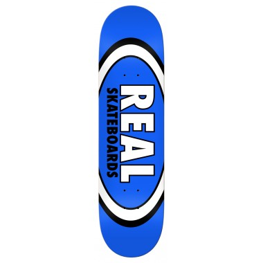 Board Real Team Classic Oval Blue