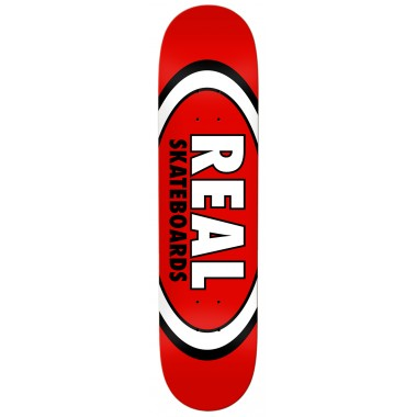 Board Real Team Classic Oval Red