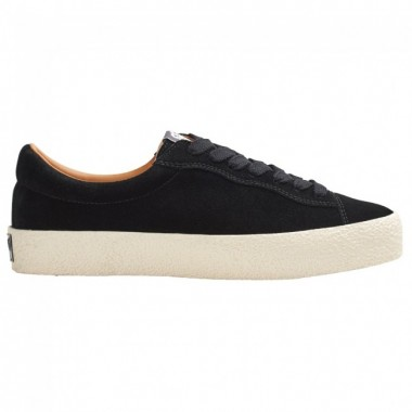 Shoes Last Resort AB VM002 Suede LO Black White