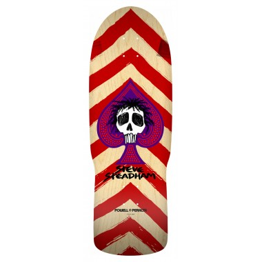 Board Powell Peralta Steadham Spade Reissue Red Natural