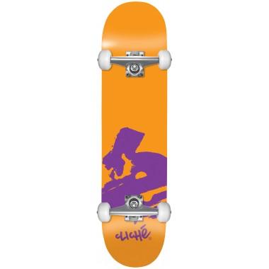 Complete Board Cliché Europe Orange