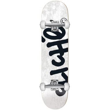Complete Board Cliché Handwritten White