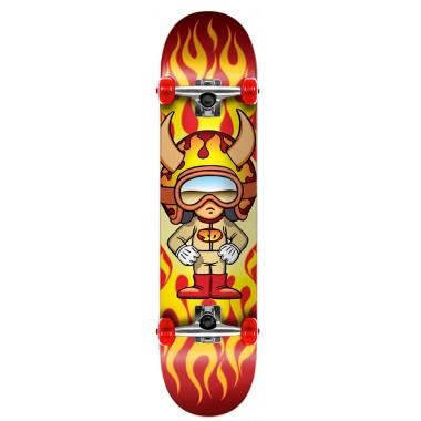 Complete Board Speed Demons Hot Shot Multi