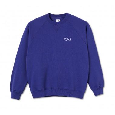 Sweat Polar Default Crewneck Purple