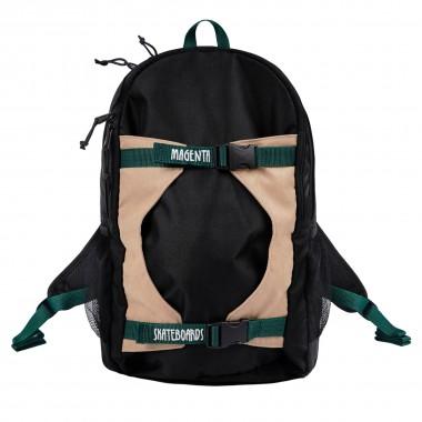 Sac Magenta Cruise Backpack Black