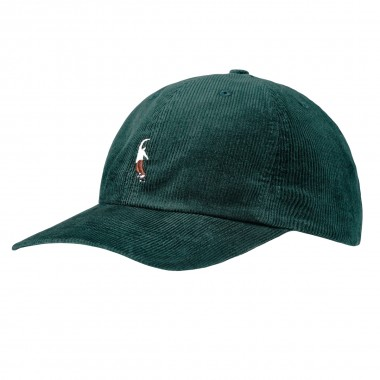 Casquette Magenta PWS Cord Dad Hat Green