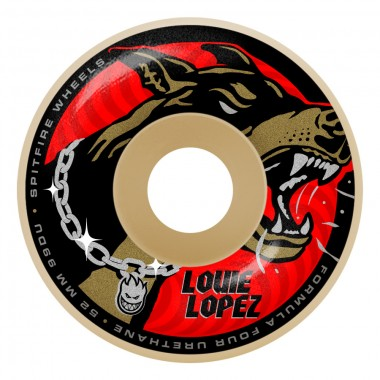 Roues Spitfire F4 Classic Louie Unchained 99D