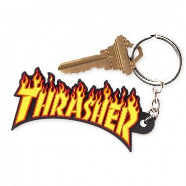 Porte Clef Thrasher Keychain Flam