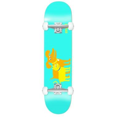 Complete Board Enjoi Cat & Dog Blue