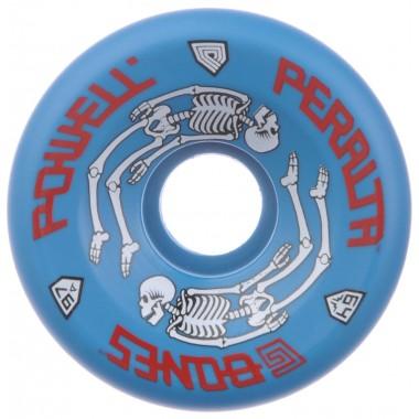 Roues Powell Peralta G Bones Blue 97A